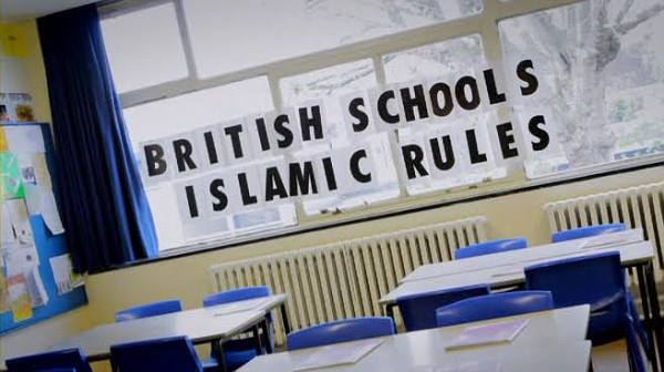 Islamic history will now be foisted on all British kids in school