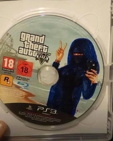 Grand Theft Auto 5: Halal Edition.