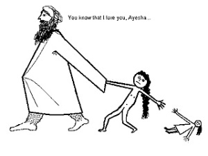 hs muhammad-aisha-pedofilia-sexual con niños