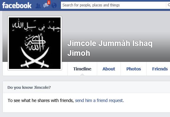 meet Jimcole Jummàh Ishaq Jimoh
