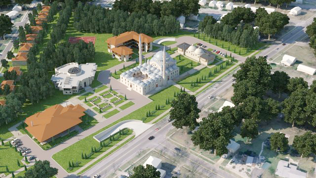 Ireland to Build One of Europe's Largest Mosques