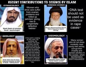 islam and science funny